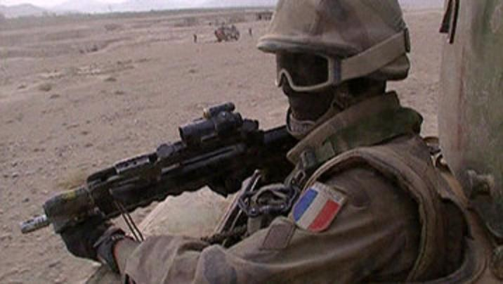 Crédit photo : tf1/lci soldat français en afghanistan